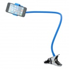 Plastic 360 Degree Rotatable Cellphone Holder for Iphone 5 - Blue