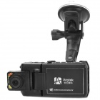 "Anytek F900mini 2.0"" TFT 5.0MP CMOS Wide Angle Car DVR w/ LED / TF / Mini HDMI / GPS / G-Senosr"