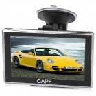 "CAPF DH780 5"" TFT Touch Screen Win CE 6.0 Car GPS Navigator w/ FM / TF / 128MB RAM / 4GB Memory"
