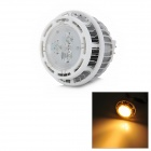 MR16 GU5.3 5W 500lm 3500K 5-SMD LED Warm White Light Lamp (12~24V)