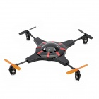 Jiajun JJ-H36/1B 4-CH 4-Axis R/C Aircraft w/ 3-Mode Gyro + Flashing Light - Red + Black + Orange