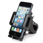 Universal Bike Bicycle Mount Cell Phones Bracket Holder Stand - Black