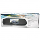 "2.4GHz Wireless 4.3"" Car Vehicle Rearview Mirror Monitor w/ 7-LED Night Vision Camera (PAL/NTSC)"