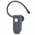 V6C Bluetooth V2.1 Wireless Headset - Black + Silver