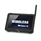 "KNK 5 ""Screen 2,4 GHz Wireless-Sicherheit Surveillance Camera DVR Mini w / Mini HDMI / TF / 4-IR LED"