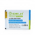 DEJI DJ-T5283.8V 1850mAh Lithium-ion Battery for HTC T528w / T528d / T528t  - White