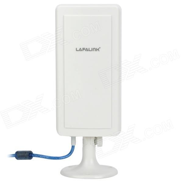 LAFALINK LF-D520 802.11b/g/n 150Mpbs USB 2.0 Wireless Network Adapter w/ Pannel Antenna free shipping hot selling 1 2m zorb ball for kids 0 8mm bubble football human hamster ball bubble soccer zorb ball