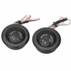 TS-T120 35W Car Audio Speaker - Black (12V / 2 PCS)