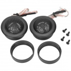 TS-T120 35W Car Audio Speaker - Negro (12 V / 2 PCS)