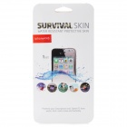 BM-006 Waterproof Protective Silicone Case Film for iPhone 4 / 4S - Translucent