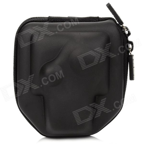 Protective PVC Camera Bag para GoPro HD Hero2 / SJ4000 - Preto