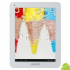 "AOSON M33 9.7"" Retina Capacitive Screen Android 4.1.1 Quad Core Tablet PC w/ TF / Wi-Fi - White"
