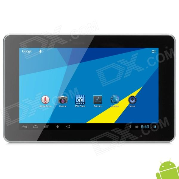 "AOSON M723 7"" Capacitive Screen Android 4.1.1 Quad Core Tablet PC w/ TF / Wi-Fi / Camera - White"