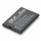 DEJI DJ-BL-5BT Replacement Li-ion 900mAh Battery for Nokia 2600C / 2608 / 7510A / 7510S / N75