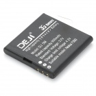 DEJI DJ-BP-5M Replacement  Li-ion 900mAh Battery for Nokia 5610 / 5610XM / 5611XM / 5700 - Black