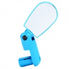 HK888 Cycling Bicycle Rearview Mirror - Deep Blue