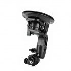 Miniisw M-SC1B Universal Car Mount w/ Super 9cm Suction Cup for Gopro Hero3 / Hero2 / Hero - Black