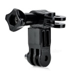 M-HP Universal Camera Mount Adapter for Gopro Hero 4/ 3 / 3+ / Hero 2 / Hero / SJ4000 - Black