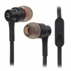 REMAX RM-535i In-Ear fone de ouvido com microfone para Iphone Samsung BlackBerry