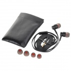 REMAX RM-535i In-Ear Earphone w / microfone para Iphone Samsung BlackBerry