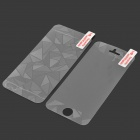 Matte Protective PET Back + Screen Protectors w/ Cleaning Cloth - Transparent (2 PCS)