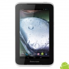 "Lenovo A1020-T 7"" Android 4.1 Dual-Core Tablet PC w/ 1GB RAM / 16GB ROM / 1 x SIM - Black + Silver"