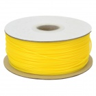 GZDY06 1.75mm 3D Printer ABS Rapid Moldering Cable - Yellow