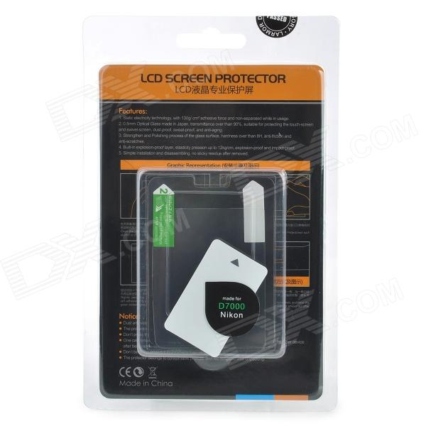 Commlite CM-LSP Protective Clear LCD Screen Guard Film for Nikon D7000