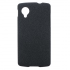 Protective PC Back Case for LG Nexus 5 - Black