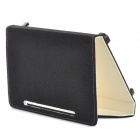 Protective Flip Open PU Leather Case w/ Stand for 7.85'' Tablet PC - White