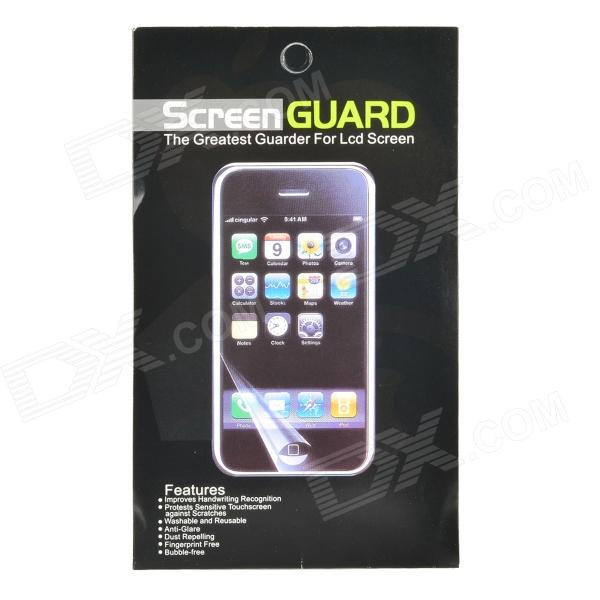 Protective Matte Frosted Screen Protector for Samsung Galaxy Note 3 - Transparent (3 PCS)