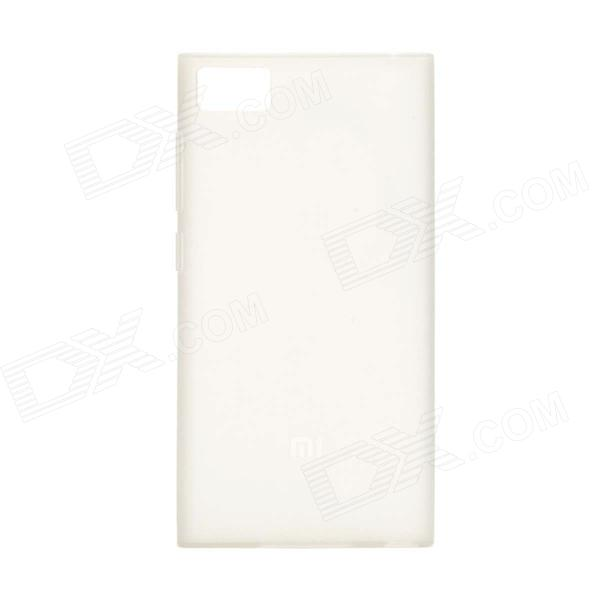 Protective Plastic Back Case for Xiaomi M3 - Transparent yamaha bc 108mh
