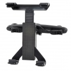 Plastic 360 Degree Rotatable Car Mount Holder for Ipad 5 / Air - Black