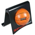 Basketball Style Desktop Clock