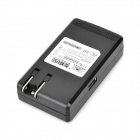 800mA US-Plug Battery Charger for Samsung Galaxy Note 3 N9000 / N9005 + More - Black (100~240V)
