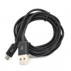USB Sync Data Cable for LG Nexus 5 E980 / F240 / Nexus 4 E960 / Optimus L9 / L5 - Black (200CM)