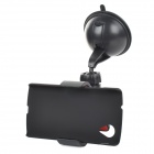 Car 360 Degree Rotation Mount Holder for LG Nexus 5 E980 - Black