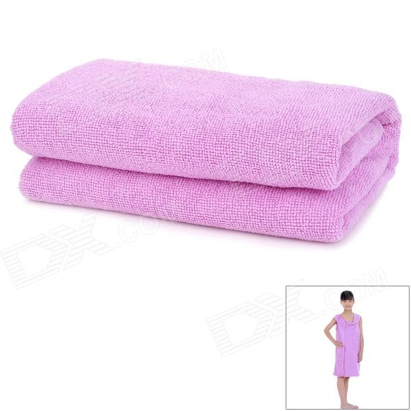LX-9005 Kid's Magic Household Clothes / Bath Towel - Purple от DX.com INT