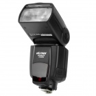 VILTROX JY680N 10W 5600K 960lm 1-LED External Flash Speedlite w/ Stand for Nikon DSLR - Black