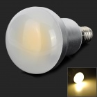 SENCART E14 5W 350lm 3200K Warm White 1-COB LED Light Bulb - Silver (85~265V)