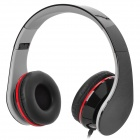 SOUND INTONE I50 Stereo Headphones w/ Microphone - Black (3.5mm Plug / 145cm)
