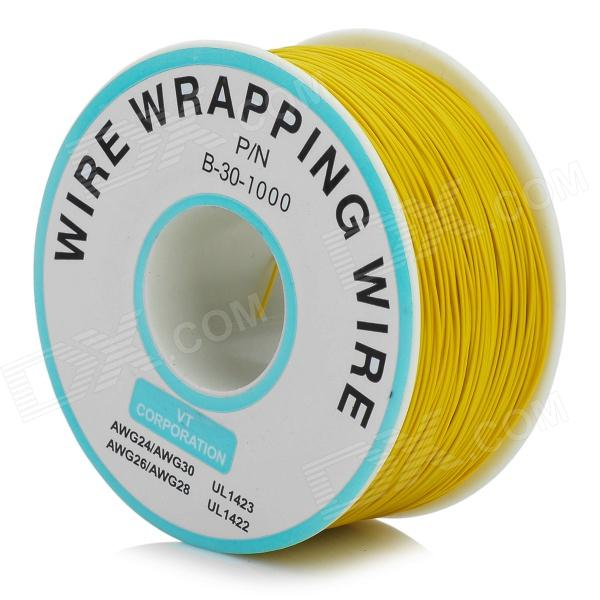 Reparing Plastic High Temperature Resistant Wire Roll - Yellow (250m) high tech and fashion electric product shell plastic mold