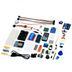 DBLJ03 PCB RFID Main Board + Bread Board + Modules + More Learning Set for Arduino - Multicolored