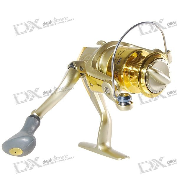 Red Man RD1000 Aluminum Balanced Fishing Reel (11cm*13cm*3.8cm)