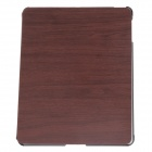 Protective PU Leather Smart Case for Ipad 2 / 3 / 4 - Brown + Black