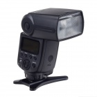 VILTROX JY-680 Flash Speedlite for Canon/Nikon/Pentax DSLR - Black (4 x AA)