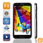 "GFive G9 MTK6589 Quad-Core Aliyun 2.0 WCDMA Bar Phone w/ 5.7"" IPS HD Screen, Wi-Fi and GPS - Black"