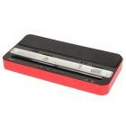 iPEGA PG-IP115 Charger Dock Station 2.0-CH Speaker for iPhone / iPad / Samsung - Red + Black