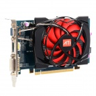 ATI Redwood HD5570 2048MB 128bit GDDR3 PCI Express 2.0 x 16 Graphics Card - Black + Red + Blue