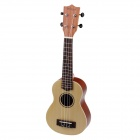 "William 21"" Sapele 4-String Ukulele - Brown"